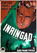This Gun for Hire 1944 Movie poster Alan Ladd