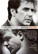 The Insider 1999 Al Pacino Russell Crowe