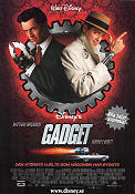 Inspector Gadget 1998 Movie poster Matthew Broderick
