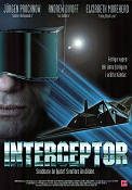 Interceptor 1992 Movie poster Andrew Divoff