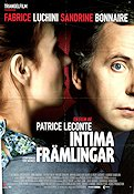 Confidences trop intimes 2004 Movie poster Fabrice Luchini Patrice Leconte