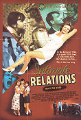 Intimate Relations 1996 Movie poster Julie Walters