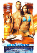 Into the Blue 2005 poster Paul Walker John Stockwell