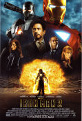 Iron Man 2 2010 poster Robert Downey Jr