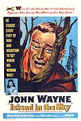 Island in the Sky 1953 Movie poster John Wayne