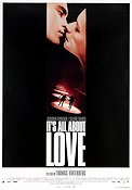 It's All About Love 2003 Movie poster Joaquin Phoenix Thomas Vinterberg