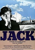 Jack 1977 Movie poster Göran Stangertz Jan Halldoff