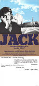 Jack 1977 movie poster Jan Halldoff