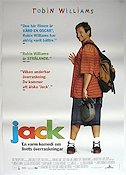 Jack 1997 Movie poster Robin Williams