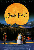 Jack Frost 1998 Movie poster Michael Keaton