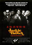 Jackie Brown 1997 poster Pam Grier Quentin Tarantino