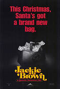 Jackie Brown 1997 Movie poster Pam Grier Quentin Tarantino