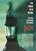 Jade 1995 Movie poster David Caruso William Friedkin