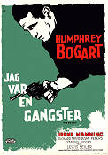 The Big Shot 1962 Movie poster Humphrey Bogart