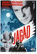 Jagad 1947 Movie poster Arnold Sjöstrand Bengt Palm