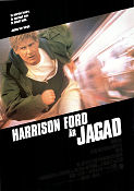 The Fugitive 1993 poster Harrison Ford Andrew Davis