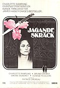 La chair de l'orchidee 1976 Movie poster Charlotte Rampling