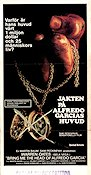 Bring me the Head of Alfredo Garcia 1974 Movie poster Warren Oates Sam Peckinpah