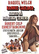 Hannie Caulder 1972 Raquel Welch Ernest Borgnine Christopher Lee