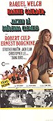 Hannie Caulder 1972 Movie poster Raquel Welch