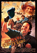 City Slickers 2 1994 poster Billy Crystal Paul Weiland