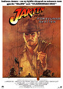 Raiders of the Lost Ark Poster 70x100cm FN folded original