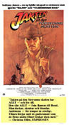 Raiders of the Lost Ark 1981 Movie poster Harrison Ford Steven Spielberg