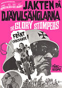 The Glory Stompers 1967 poster Dennis Hopper Anthony M Lanza