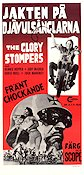 The Glory Stompers 1968 poster Dennis Hopper