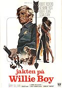 Tell Them Willie Boy is Here 1969 poster Robert Redford Abraham Polonsky