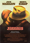 Ironweed 1987 Movie poster Jack Nicholson
