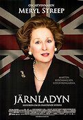 The Iron Lady 2011 poster Meryl Streep Phyllida Lloyd