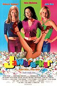 Jawbreaker 1999 Movie poster Rose McGowan
