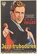 The Vagabond Lover 1929 poster Rudy Vallee Marshall Neilan