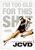 JCVD 2008 Movie poster Jean-Claude van Damme