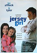 Jersey Girl 2003 Movie poster Ben Affleck