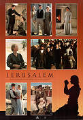 Jerusalem 1996 Movie poster Maria Bonnevie Bille August