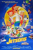 Jetsons the Movie 1990 poster