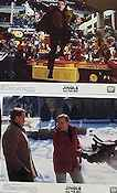Jingle All the Way 1996 Lobby card set Arnold Schwarzenegger
