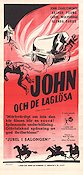 John of the Fair 1952 poster John Charlesworth