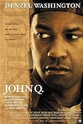 John Q 2002 Movie poster Denzel Washington
