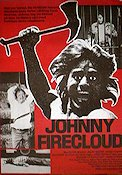 Johnny Firecloud 1977 poster Victor Mohica