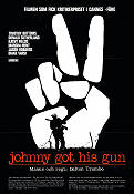 Johnny Got His Gun 1971 Movie poster Timothy Bottoms Dalton Trumbo