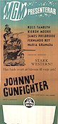 Son of a Gunfinghter 1964 poster Russ Tamblyn