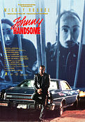 Johnny Handsome 1989 Movie poster Mickey Rourke