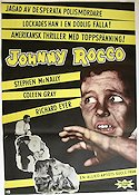 Johnny Rocco 1962 Movie poster Stephen McNally