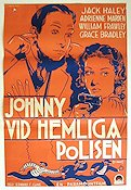 F-Man 1936 Movie poster Jack Haley