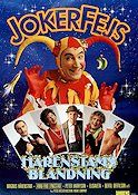 Jokerfejs 1984 Movie poster Magnus H�renstam