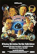 J�nssonligan och den svarta diamanten 1997 Movie poster Ulf Brunnberg