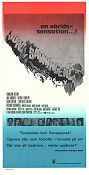 Earthquake 1974 poster Charlton Heston Mark Robson
